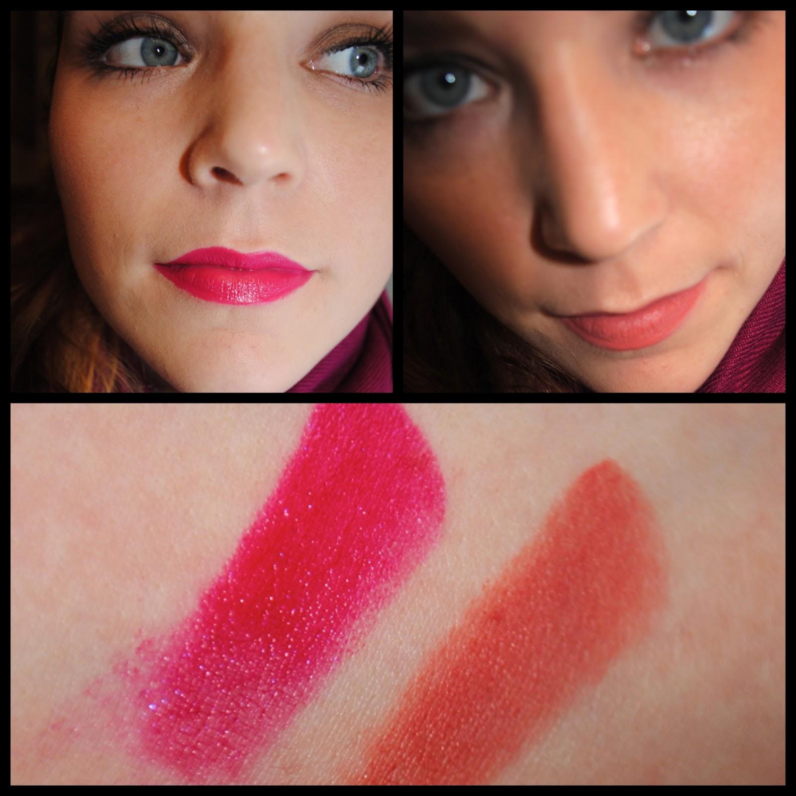 Flower Beauty Kiss Stick Velvet And High Shine Lip Color Review