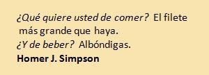 RECETAS DE CHARLES