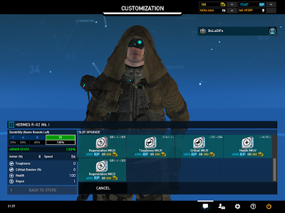 Ghost Recon Online - Armor Inserts