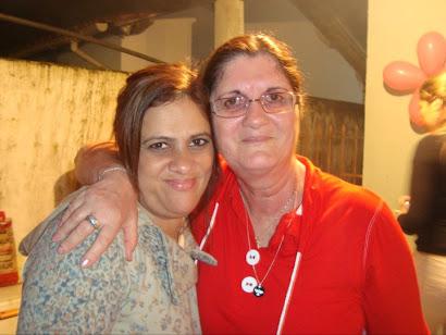 Eu e Márcia Rossi