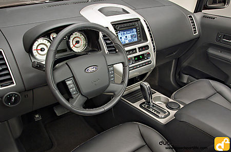Ford Edge Inside