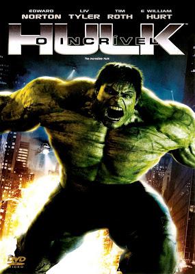 O Incrível Hulk - DVDRip Dual Áudio
