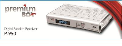 PREMIUMBOX P950 SD NOVA ATUALIZAÇÃO - V 2.32 KEYS 61W - 19/11/2013