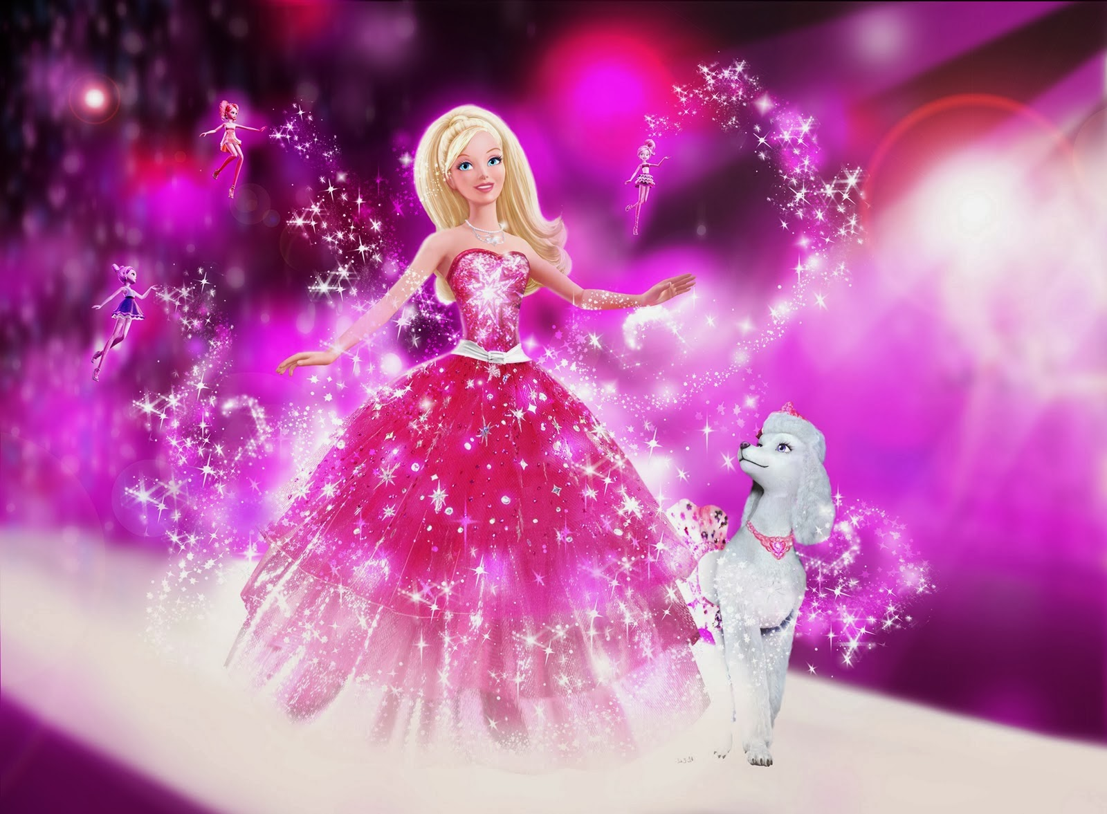 Barbie a fashion fairytale wallpapers voltagebd Image collections
