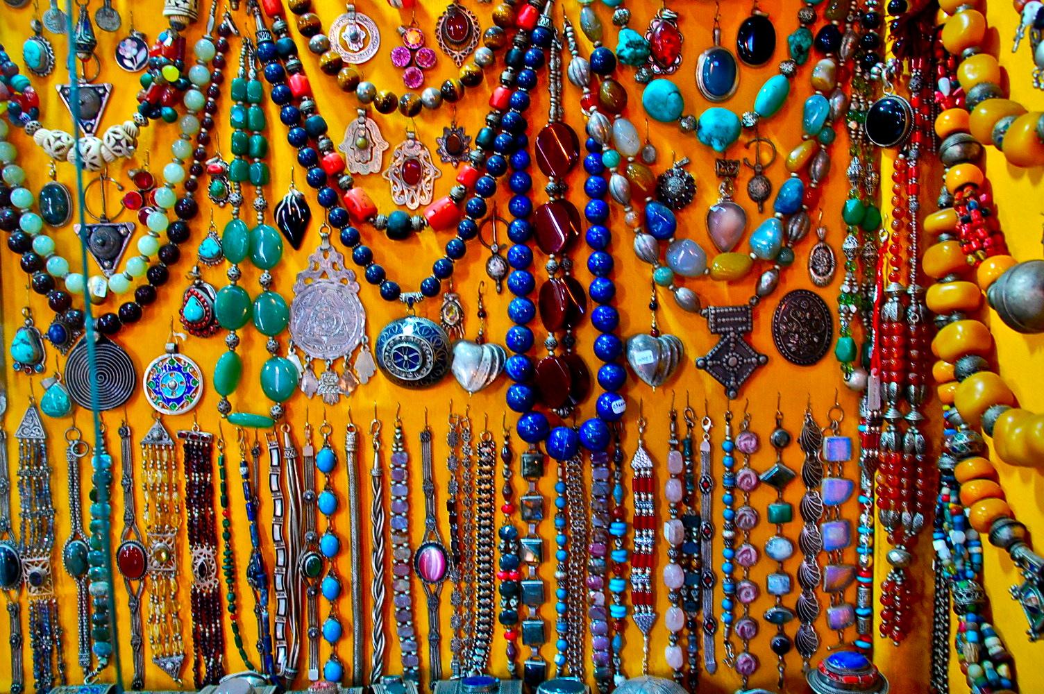 Moroc Co Markets In Morocco Souks In Morocco