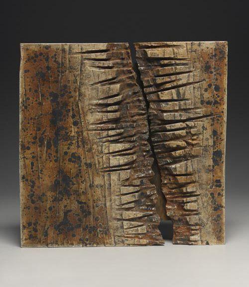 Escultura madeira reuso