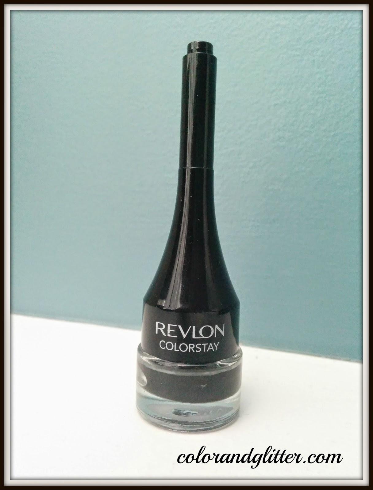 Revlon ColorStay Eye Liner Creme Gel Liner in Charcoal