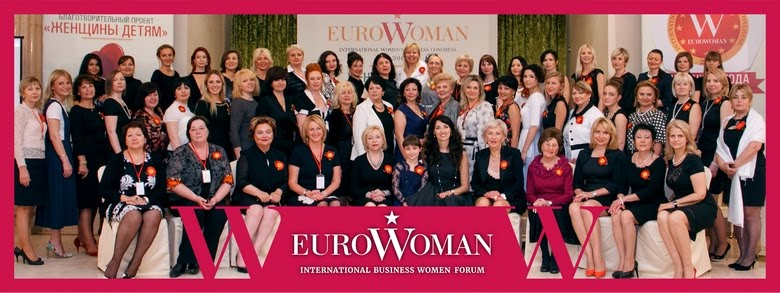 EUROWOMAN 2019, May, 25-26