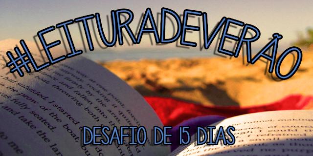 #LeituradeVerão - Desafio de Verão