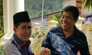 AJB-Zulhelmi Resmi diusung Demokrat, PPP dan PDI-P