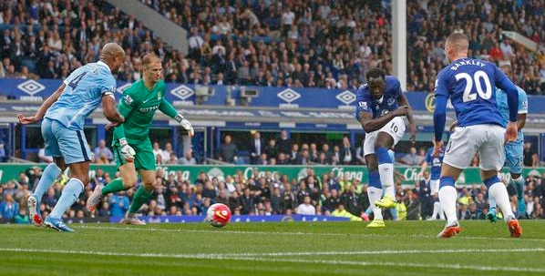 Everton vs man City - Premierleague