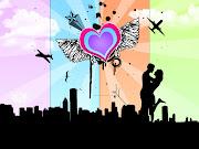 Comentarios corazon con alas imagen emo