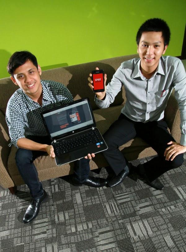 Founder Spotdokter Indonesia : Mendy Candella, Pascal Christian dan Jaka Pradipta