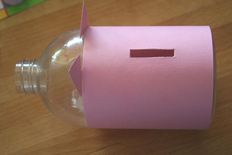 Как сделать копилку только из бумаги