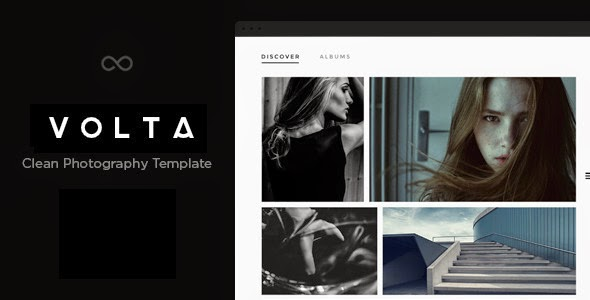 Premium Creative Photography WordPress Theme