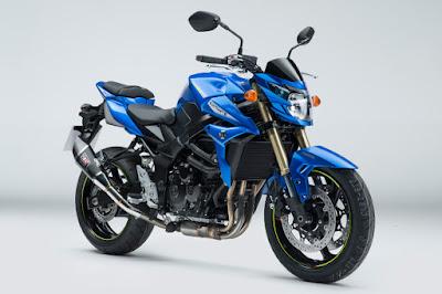 Suzuki GSR750 ABS MotoGP (2016) Front Side