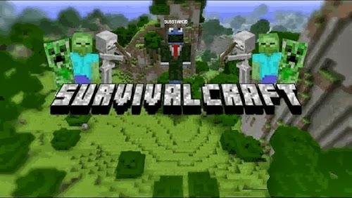 Survivalcraft v1.25.7.0 Apk Full