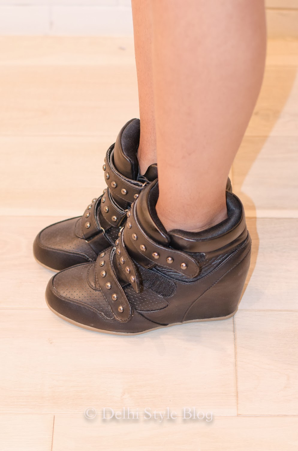 Forever 21 new in store sneaker wedges