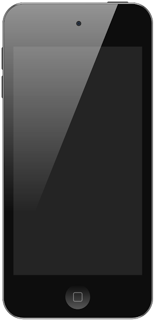 An iPod