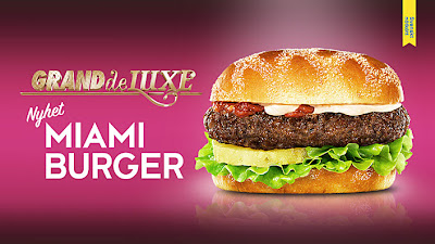MAX Grand de Luxe Miami Burger
