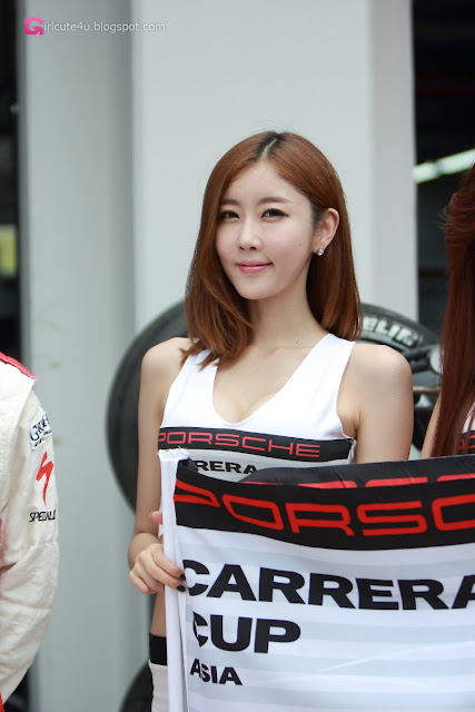 3 Choi Byeol Yee - Asian Le Mans Series 2013 -Very cute asian girl - girlcute4u.blogspot.com