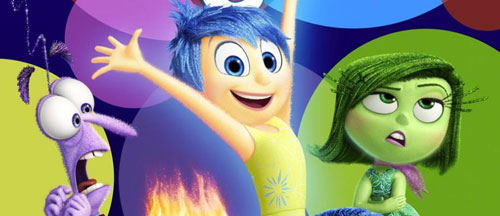 New Inside Out Movie TV Spots and Posters