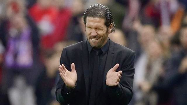 Simeone: Atletico kehilangan kendali melawan Villarreal