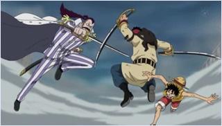 โมมอนก้า vs โดม่า