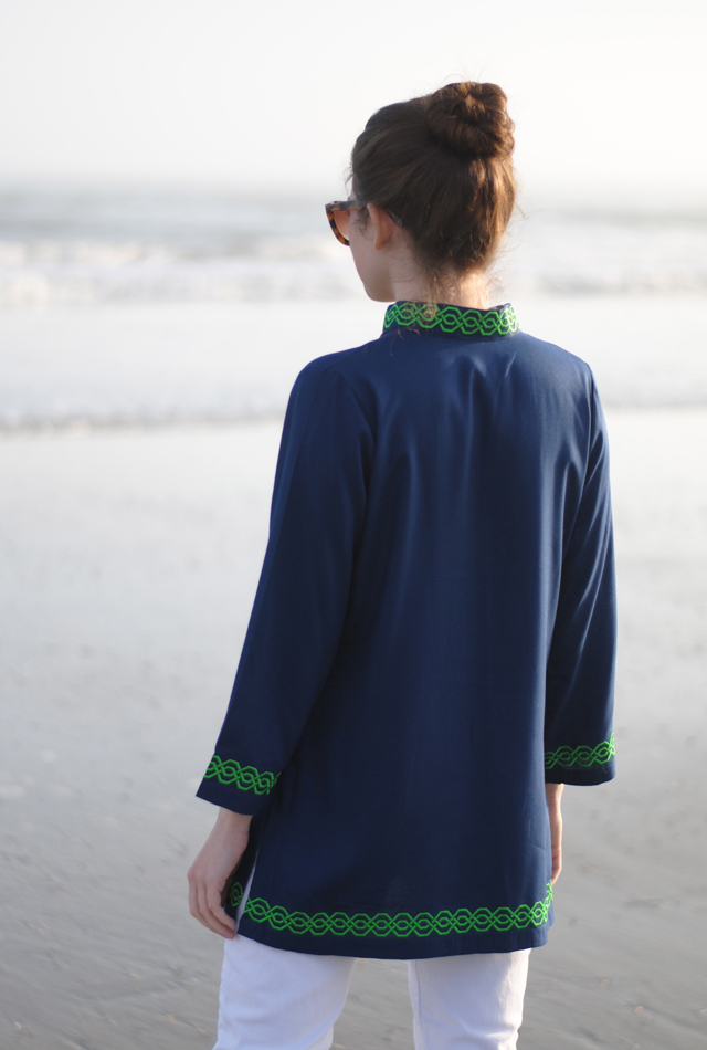 Beach tunic, what to wear on the beach, cute summer items