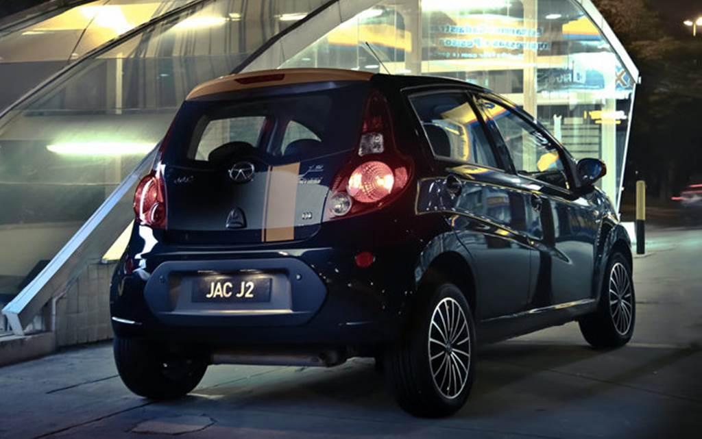 Novo JAC J2 Flex 2015: preço, consumo e desempenho | CAR ...