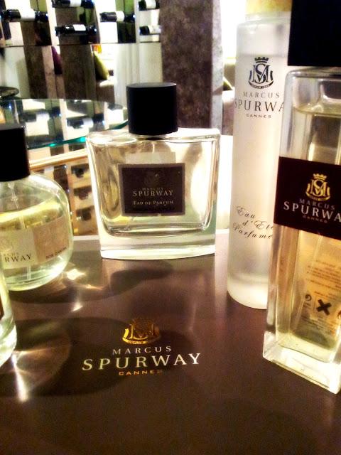 Parfum - Marcus Spurway