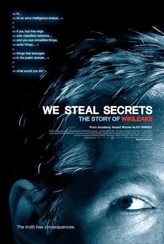 We Steal Secrets: The Story of WikiLeaks (BRRip HD Inglés Subtitulada)