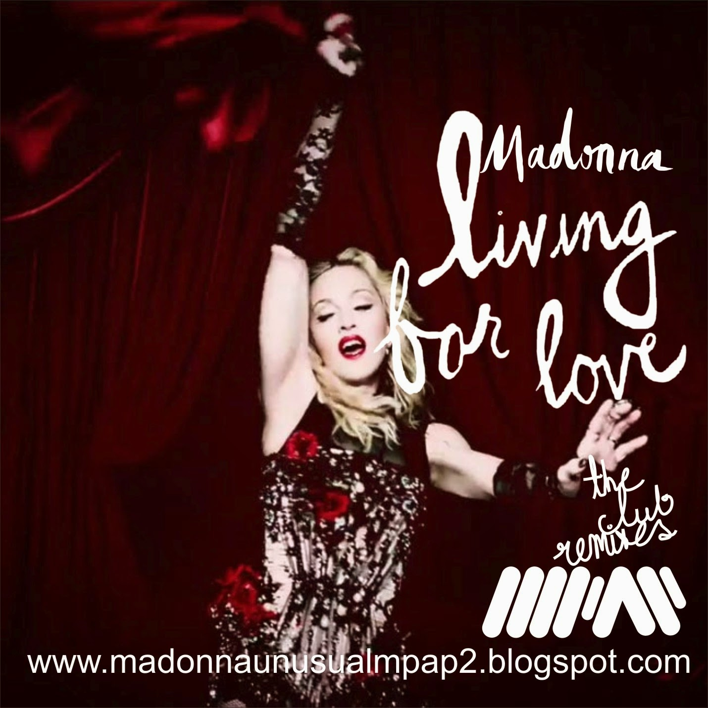 Madonna - Living for Love (The Club Remixes) - Cover by MPAP