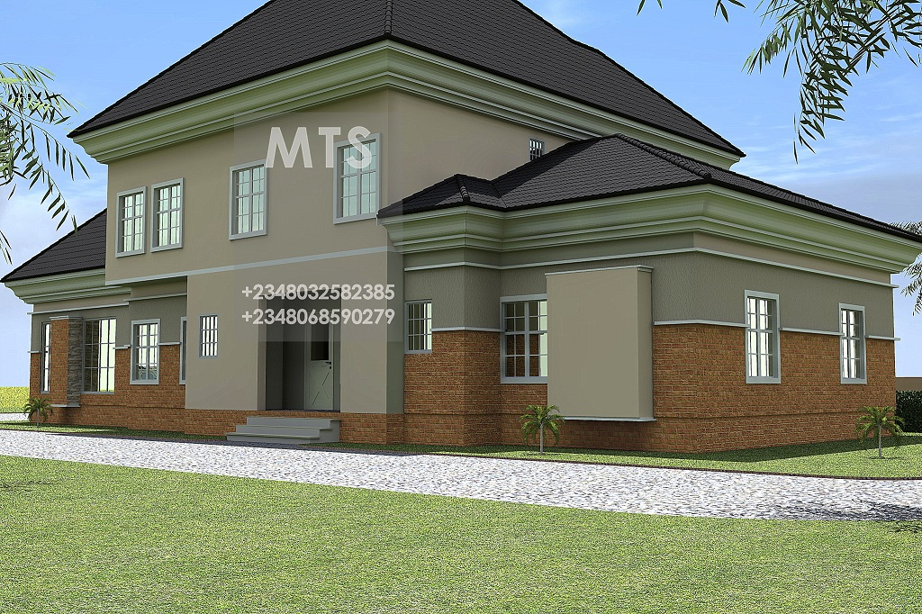 6 bedroom duplex residential homes and public designs for Three bedroom duplex