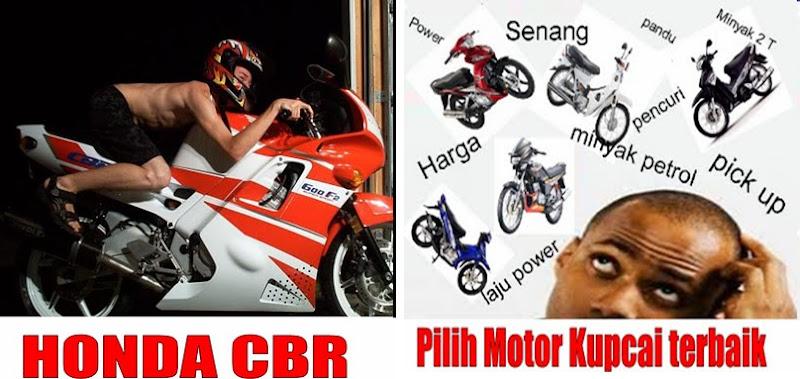 26* Pilihan motorsikal kupcai terbaik title=