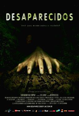 Filme Poster Desaparecidos DVDRip XviD & RMVB Nacional