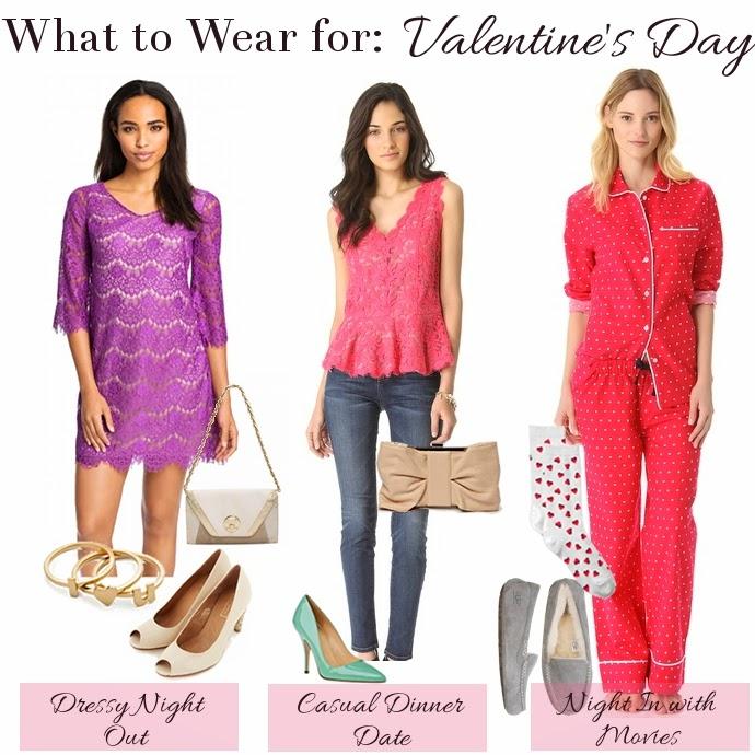 Valentine's Day Wear