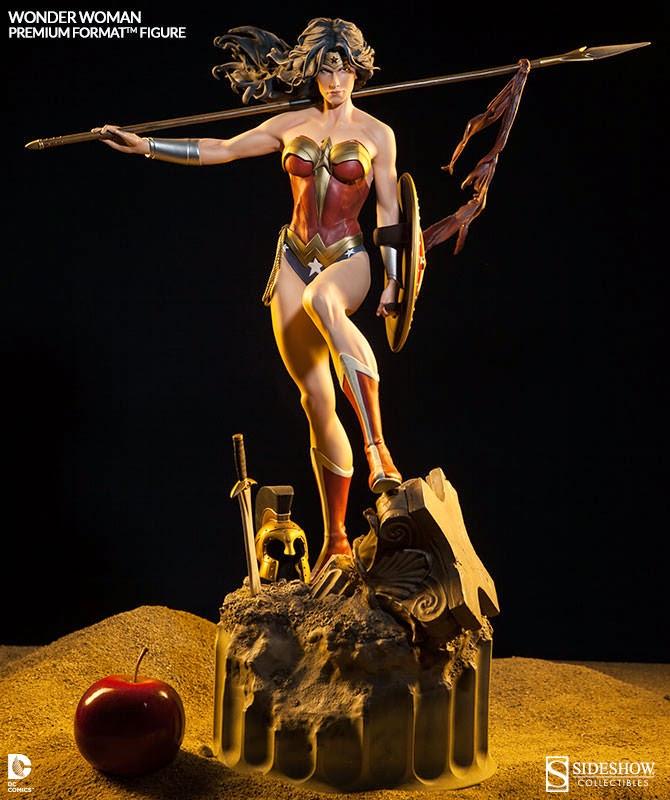 Wonder Woman della Sideshow