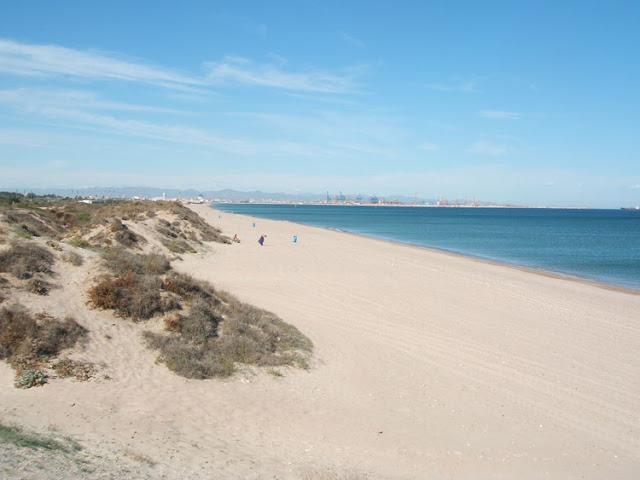 Praia El Saler, Valencia