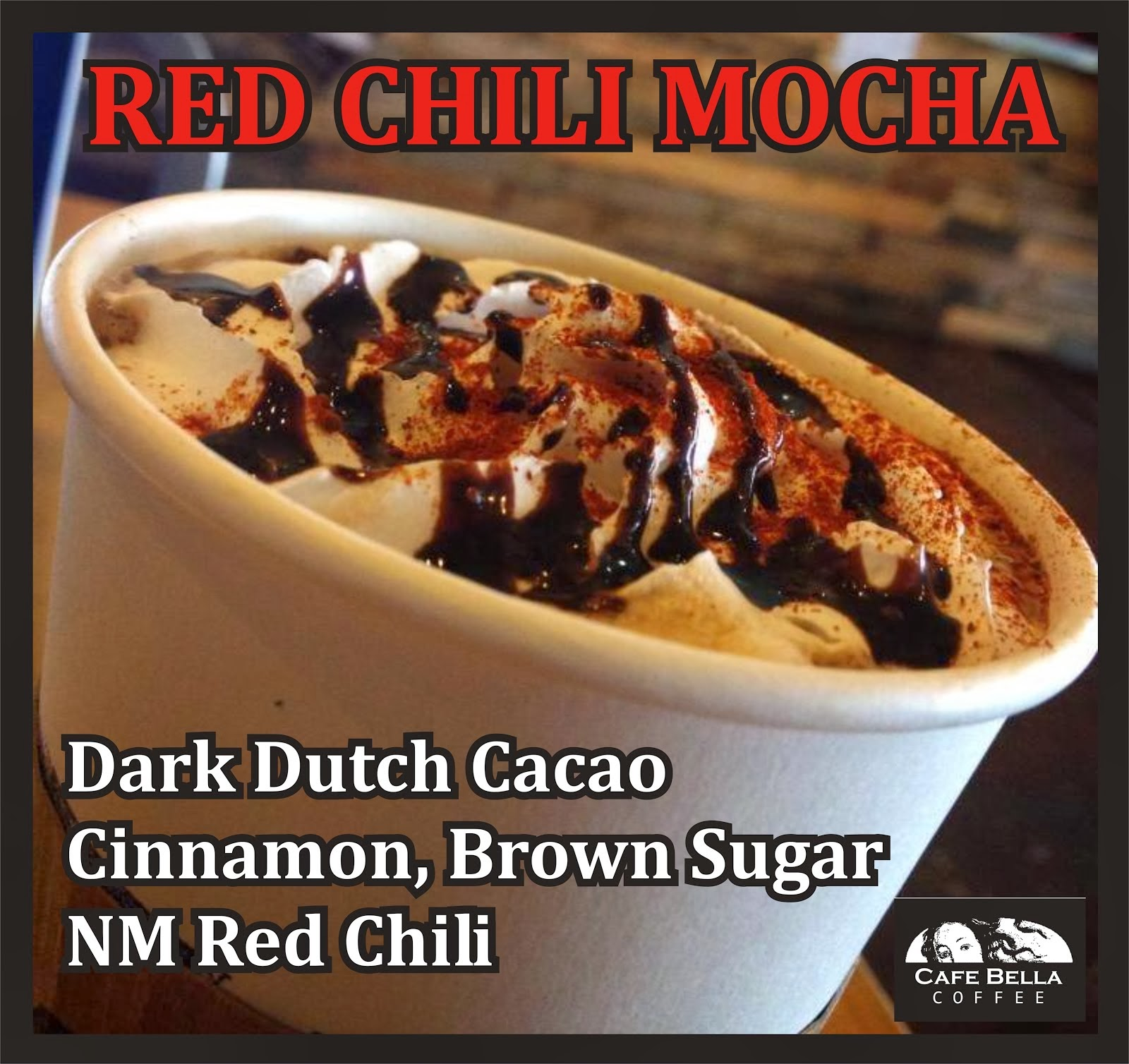 Try A Red Chili Mocha!