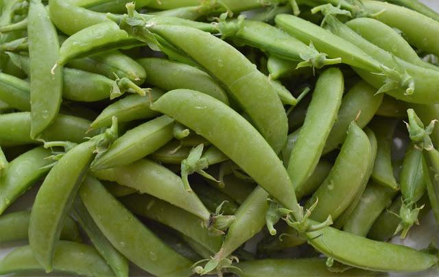 Featured Ingredient: Sugar Snap Peas