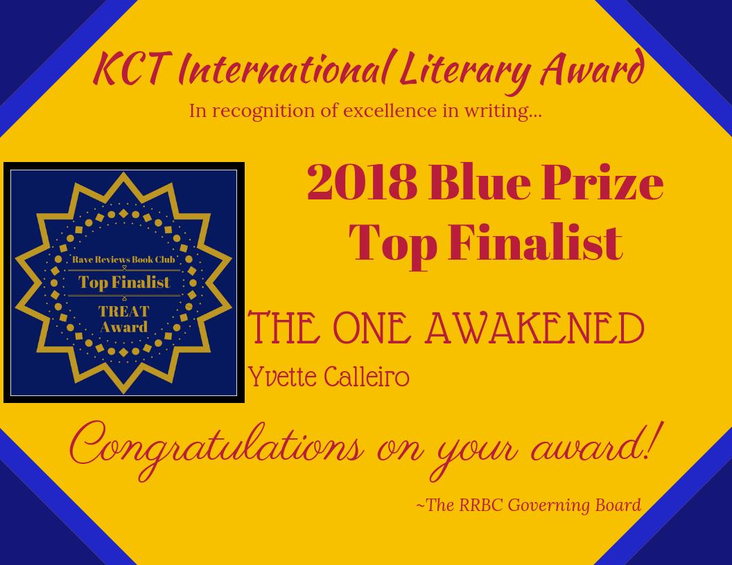 2018 KCT Int'l Literary Award Finalist