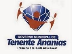Prefeitura Municipal de Tenente Ananias/RN
