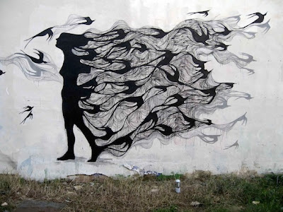street art picture - argentine artists paintings - street art photo