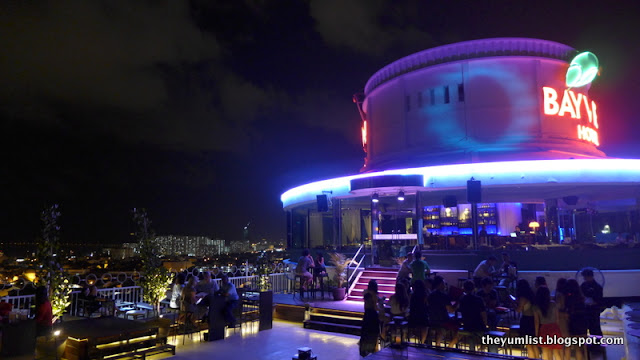 Three Sixty Degree Sky Bar, Rooftop of Bayview Hotel, Georgetown