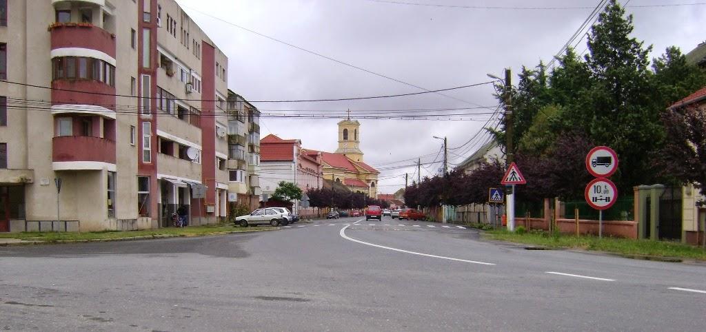 Strada 16 Decembrie 1989 - Sannicolau Mare