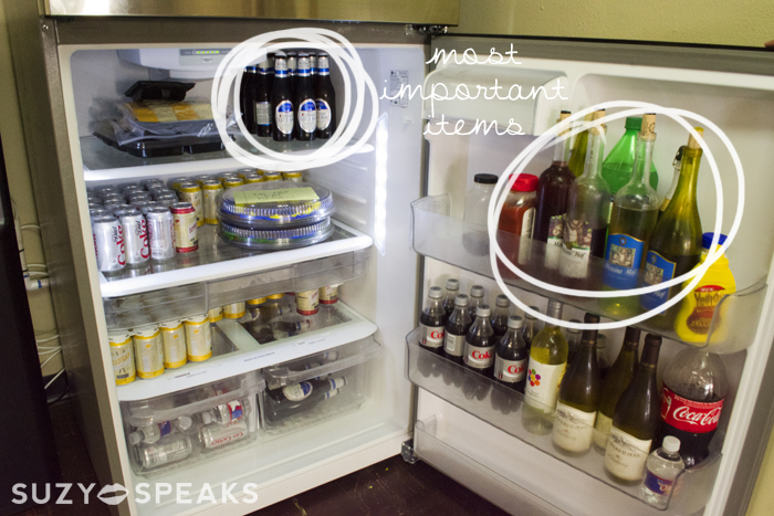 BinarySpace Fridge