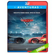 Cars 3 (2017) 3D SBS 1080p Audio Dual Latino-Ingles