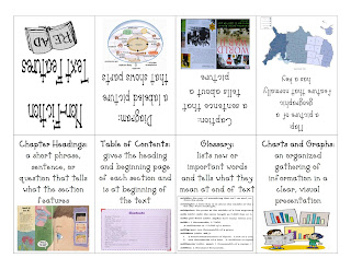 nonfiction text features worksheet | Diigo Groups