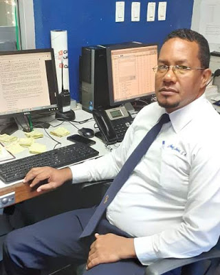 Joven de Bohechío, logra méritos en Caribe Tours